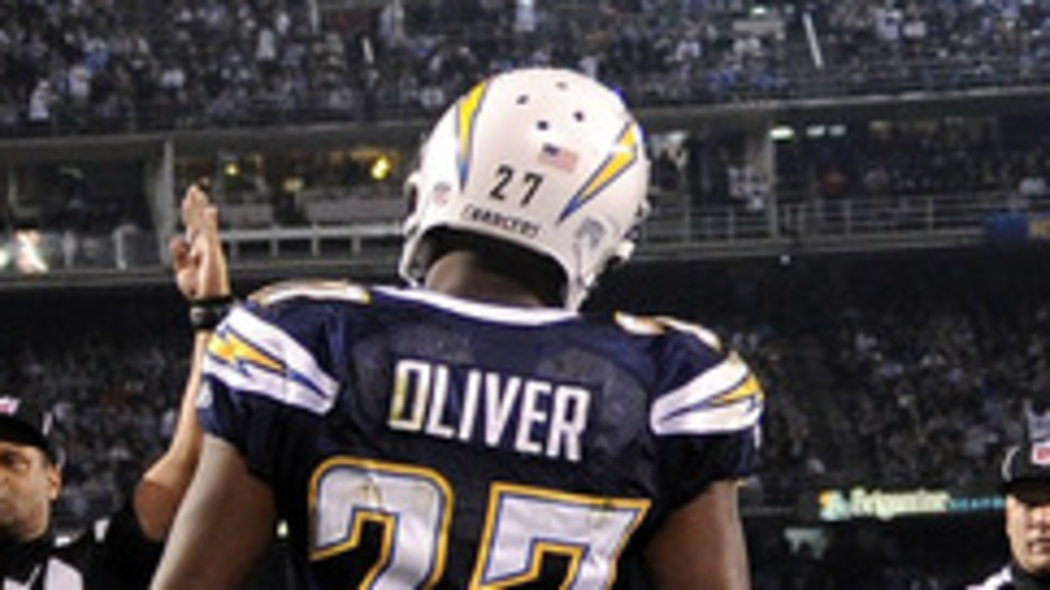 Former San Diego Charger Paul Oliver Is Dead At 29