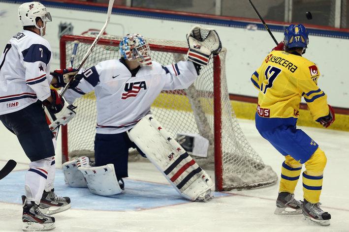 Hockey East: York Unwilling To Show Hand In Goaltending Battle