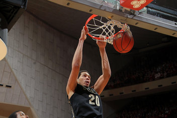 2013-14 Purdue Men's Basketball: Coaches Poll Released - Hammer and