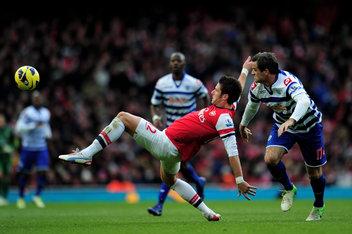 Liga Inggris  - Prediksi Reading vs Arsenal, Rabu 31 Oktober 2012 pukul 02.45 WIB