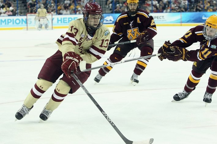 Hockey East-Big Ten Challenge: Hockey East Takes 9-4 Lead After First Weekend