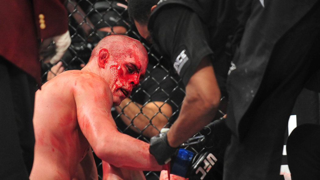 The top 20 bloodiest fights in UFC history - Bloody Elbow