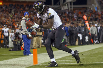 Ravens teammates of the week: WRs Torrey Smith and Marlon Brown