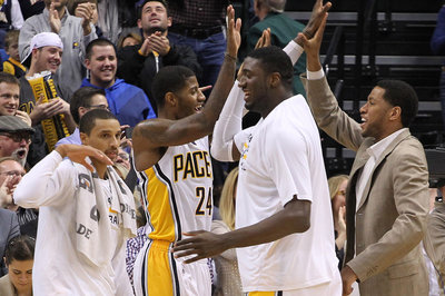 Pacers Links: Stephenson earns spotlight with triple-double, but team effort buries Grizzlies