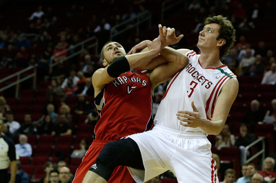 Raptors Trade Rumour: Could Rockets' Asik be on the way to Toronto?
