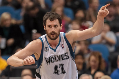 Four Timberwolves on the All-Star Game Ballot