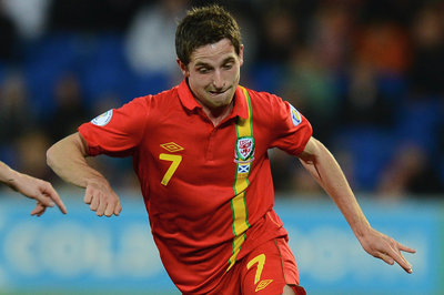 Watch: Joe Allen v. Finland