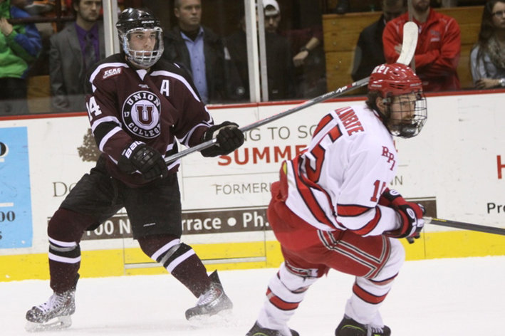 ECAC: Is Union Defenseman And Philadelphia Flyers Prospect Shayne Gostisbehere The Best Player In The Country?
