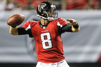 The Falcons Work Out Quarterbacks: A One-Act Play
