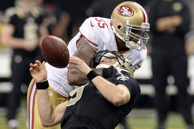 Ahmad Brooks does not want Ray Lewis, Tedy Bruschi fine assistance