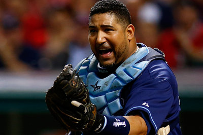 Olney: Rays, Jose Molina moving toward two-year deal