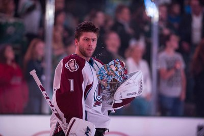 Varlamov Charged with Third Degree Assault