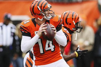 Struggles of the Bengals offense is related multiple factors