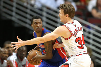 Pistons vs. Bulls 2013: Live coverage, news and highlights