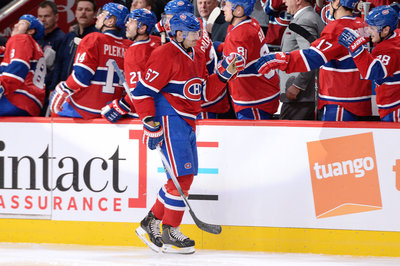 Where did Max Pacioretty learn his sword sheathing celebration?