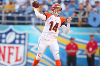 Good Andy Dalton, Bad Andy Dalton: Chargers Edition