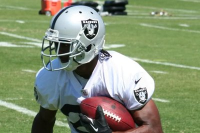 Darren McFadden not practicing, Taiwan Jones back at running back