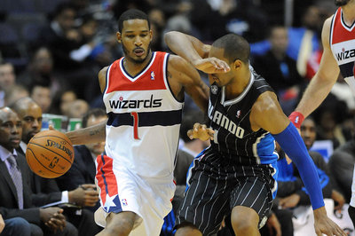 What should the Wizards do with Trevor Ariza?