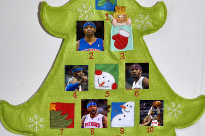 Introducing the Trade Josh Smith Advent Calendar