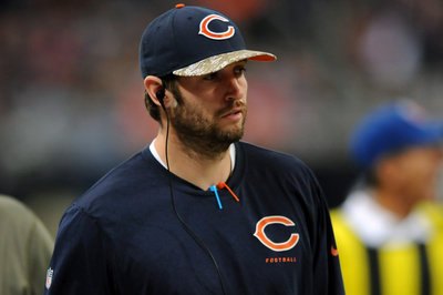 Jay Cutler, Lance Briggs Ruled Out Of Monday Night Game