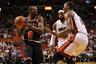 Bulls vs. Heat: Miami takes on slumping Bulls on TNT