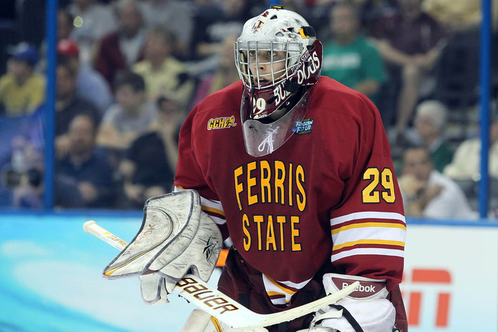 WCHA: Ferris State Keeps Rolling With Win Over Lake Superior