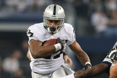 Raiders vs Jets inactives: Rashad Jennings out, Raiders woefully thin at running back