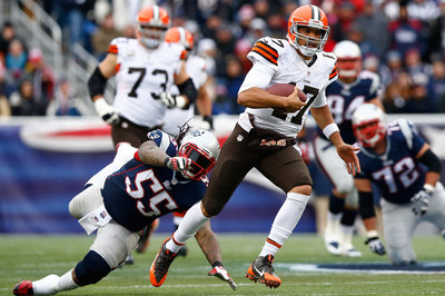 Halftime: Patriots Struggle Again in 1st Half, Trail Browns 6-0