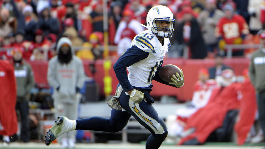 Keenan Allen Injury Chargers Wr Hurts Shoulder But