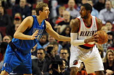 Blazers F LaMarcus Aldridge Named Western Conference Player Of The Week
