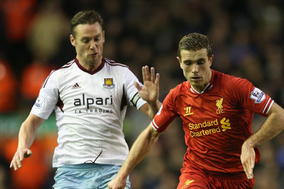 Henderson in Doubt for Start Against Spurs