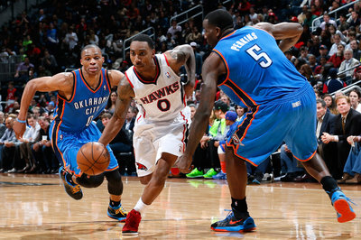 Thunder vs Hawks preview: Atlanta tries to slow down Kevin Durant, Oklahoma City