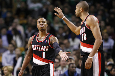 ESPN: Blazers' Damian Lillard, Nicolas Batum Among NBA's Top 25 Under-25