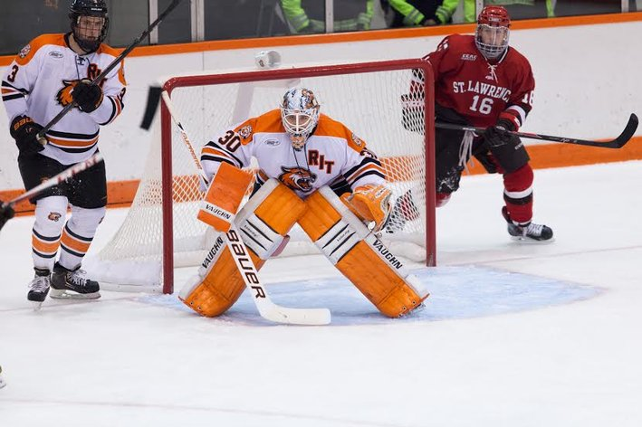 AHA: Frozen Frontier - RIT Hockey Program Buzzing With Excitement