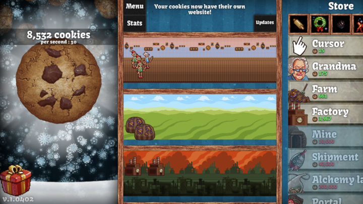 Cookies clicker beta spiegelme net click for details for cookie i