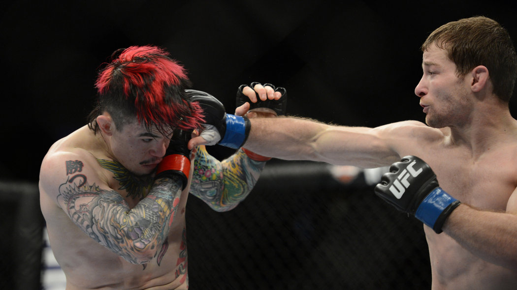 Bloody Elbow December 2013 Meta-Rankings: Flyweight - Bloody Elbow