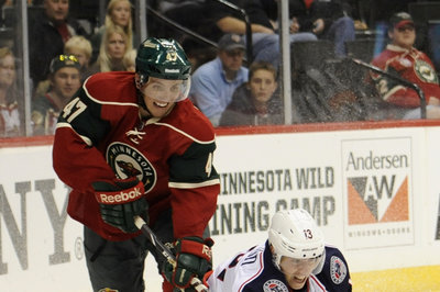 Iowa Wild's week report