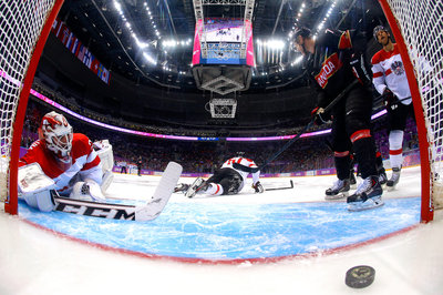 Winter Olympics 2014: Canada blows out Austria