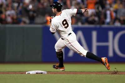 Brandon Belt, Giants avoid arbitration