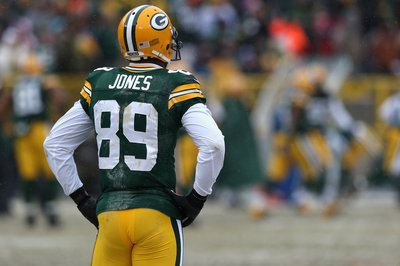 Report: Packers to Let James Jones Depart