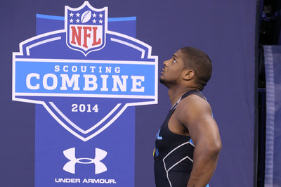 2014 NFL Combine: Day 7 Closing Ceremonies