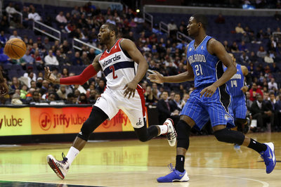 Wizards 115, Magic 106: John Wall and Washington race past Orlando