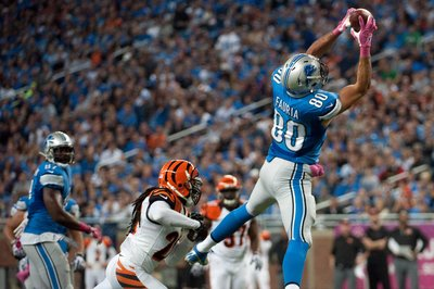 Where the Lions roster stands: Tight end