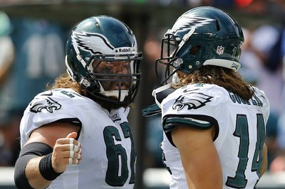 Jason Kelce and Riley Cooper are Happy to be Staying in Philadelphia