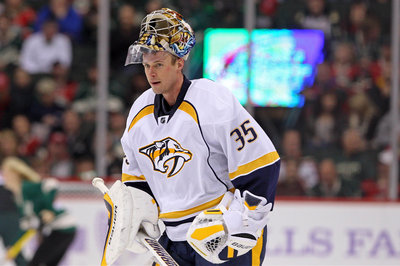 Nashville Predators Analysis: Pekka Rinne and Nashville's Cult of Puck Luck