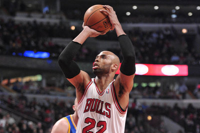 Taj Gibson getting some Sixth Man of the Year love