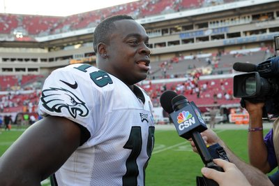 Jeremy Maclin Turned Down Five-Year Contract Offer from the Eagles