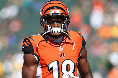 A.J. Green's fifth-year option will cost $10.176 million