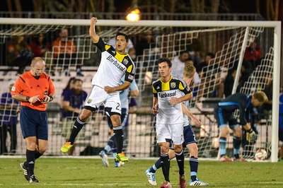 Columbus Crew down Sporting Kansas City in final preseason clash
