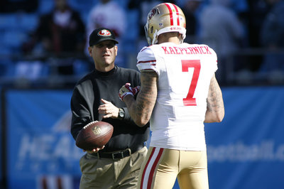 Colin Kaepernick contract extension negotiations under way